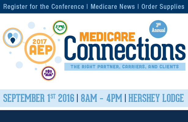 You're invited to our third annual medicare connections conference!