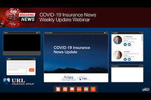 COVID-19 Insurance News Update Webinar | May 29th