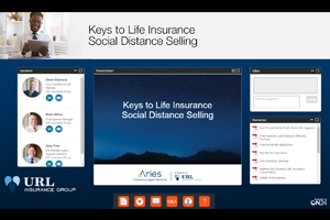 Keys to Life Insurance Social Distance Selling