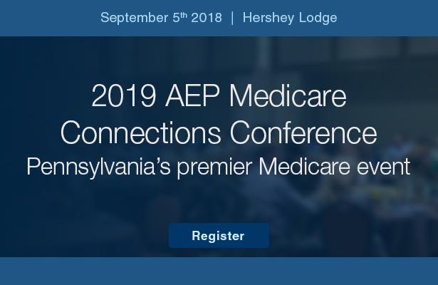 Register now for Pennsylvania's premier Medicare event.